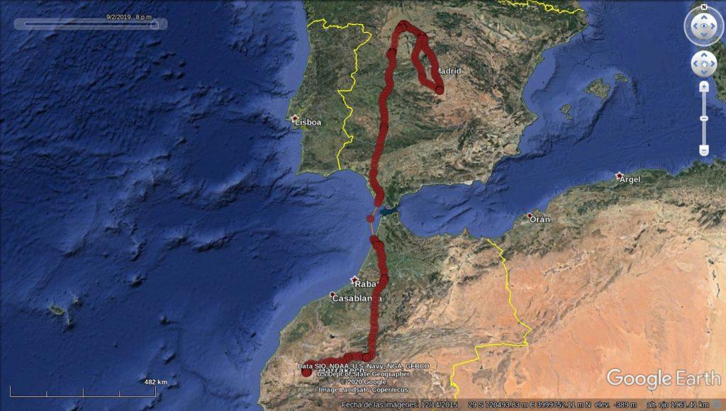 Migración de Torrejona